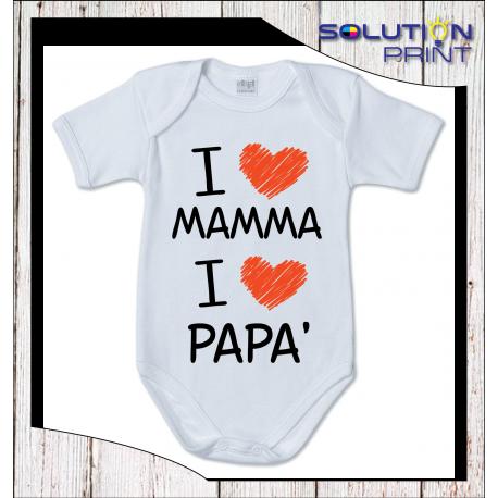I LOVE MAMMA E PAPA'