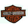 Patch Toppa Harley Davidson